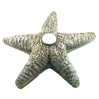 "1300.C - Starfish, Candle Holders, Large (17cm / 6.7""), Each"