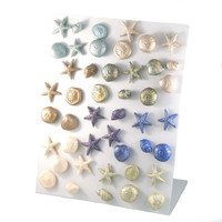 "5098.K - Sea Life Collection, Magnet, Kit (includes free display), Mini (3cm / 1.5""), per Kit of 80"