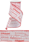 Arkansas Ribbon (11 Pc)