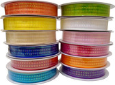 Iridescent Prom Ribbon (12 Pc)