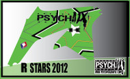 R Star Graphics Green