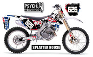 Splatter House Bike