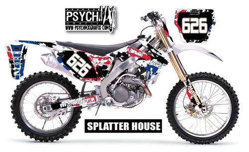 Splatter House Bike