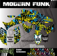 ATV Full Graphics Kit | Modern Funk