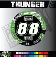 ATV Mud Plug Graphics | Thunder Design