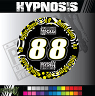 ATV Mud Plug Graphics | Hypnosis Design