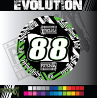 ATV Mud Plug Graphics | Evolution Design