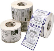 10011043 Zebra Z-Select 4000D 3.2 mil Receipt (25 year archivability) 2x55' Paper Label 36/Case | 10011043