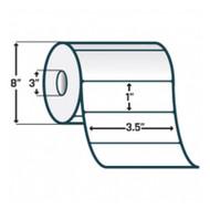 10010243 Zebra Z-Perform 2000T 3.5x1 Paper Label 4/Case | 10010243
