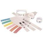 10004821K Zebra Z-Band QuickClip Kit 1x7 Synthetic Label 6/Case | 10004821K