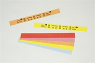 10012714-5 Zebra Z-Band Fun (Pink) 1x10 Synthetic Label 4/Case | 10012714-5