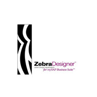 ZebraDesigner for mySAP Business Suite 13832-002 | 13832-002