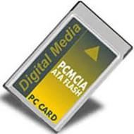 256MB ATA PCMCIA Flash Accessory Card (blank) G33194-256   G33194-256