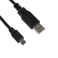 USB-A to USB Mini-B cable (for setup and configuration only) AT17010-1 | AT17010-1