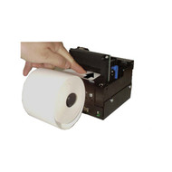 Roll Holder Below, 216 mm, includes Paper Low and Weekend Sensors, 250 mm diameter max (use with standard printers - 01744-216 and 01745-216) 105154 | 105154