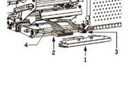 "QL420 Printhead ""A"" or ""B"" | RK18252-1 | RK18252-1"