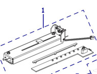 Kit Media Sensor ZE500-4 LH | P1046696-028 | P1046696-028