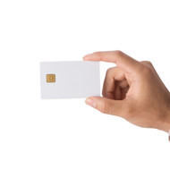 ZEBRA CARD,PVC,SC,MIFARE ULTRALIGHT   800059-308   800059-308