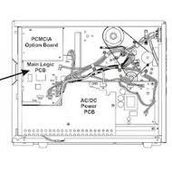 "QL220 Main Logic Board ""C"" | RK17735-01 | RK17735-01"
