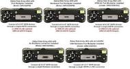 GX MLB, USB/Serial/Ethernet, 64MB, RTC,200DPI, Liner Tag Cutter, ZBI P1027135-021 | P1027135-021