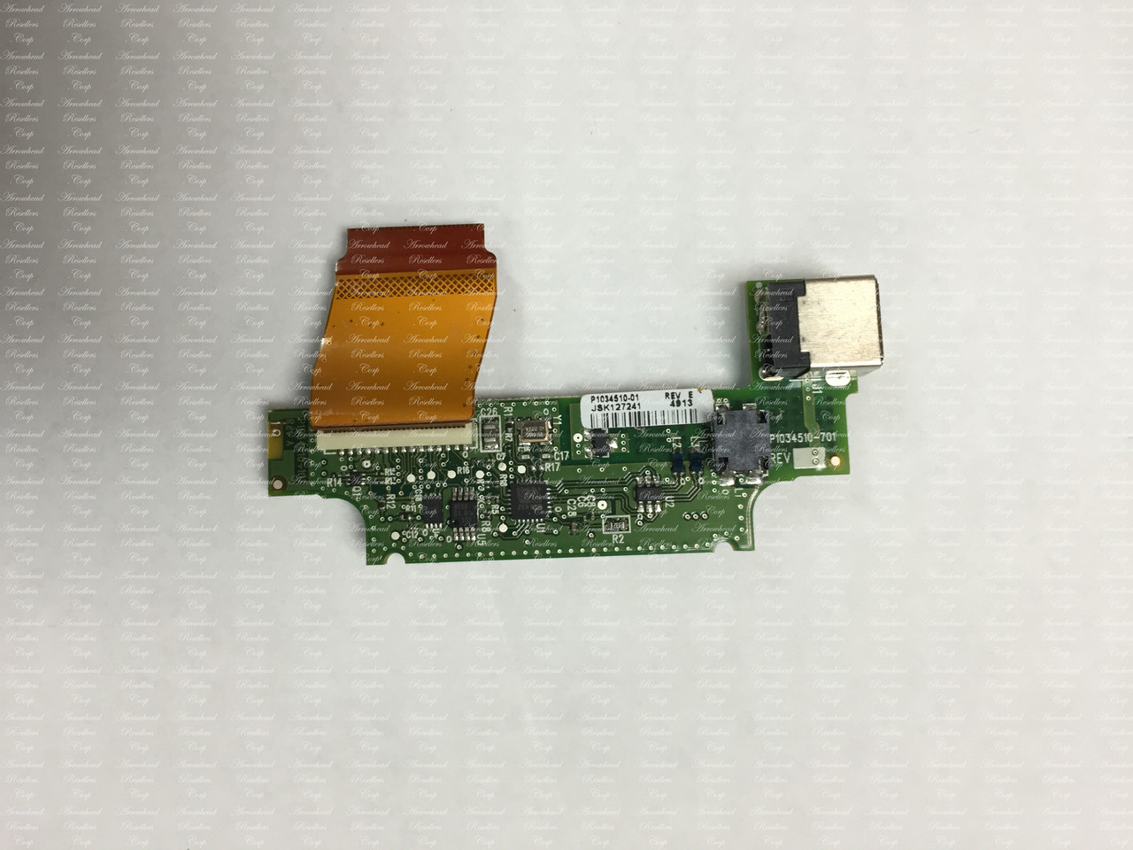 AC Power Board for QLn320 | P1029403-01 | P1029403-01 - Zebra