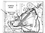Kit Main Logic Board TTP2030 (USB) for TTP2000 P1027135-010   P1027135-010
