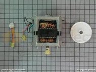 Kit Drive Motor TTP2000 (Qty of 2) for TTP2000 P1014131   P1014131