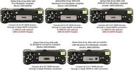 GX Main Logic Board, USB/Serial/Ethernet, 300DPI, ZBI P1014143 | P1014143