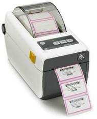 ZD410 Printer (203 dpi, USB, USB Host, BTLE, 802.11ac and Bluetooth 4.0, EZPL) | ZD41H22-D01W01EZ