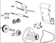 P1083347-021 | Media Rewind Upgrade ZT510 | P1083347-021