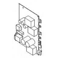 KIT GROUND PLATE ZXP3   P1031925-040