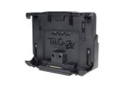 TabCruzer Vehicle Docking Station for the for the Panasonic Toughpad FZ-G1. No RF, Keyed Alike lock. VESA 75 hole pattern. - 7160-0487-00