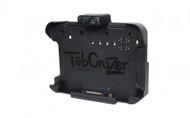 Panasonic Toughpad FZ-G1 DUAL RF THIN vehicle docking station. Keyed Alike lock. VESA 75 mounting pattern. - 7160-0595-02