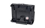 TabCruzer Vehicle CRADLE for the Panasonic FZ-G1 tablet computer. Keyed Alike lock. VESA 75 hole pattern. - 7160-0490-00