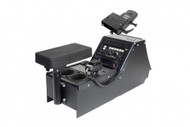 Vehicle kit includes console box (7160-0410), a cup holder (7160-0846), an arm rest (7160-0429), and a Mongoose Motion Attachment (7160-0220) - 7170-0165-04