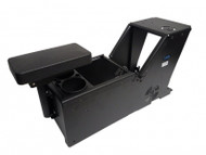 Kit includes console box (7160-0412), a cup holder (7160-0846), and an arm rest (7160-0429)  - 7170-0166-01
