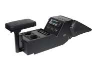 Kit includes console box (7160-0353), a cup holder (7160-0846), and an arm rest (7160-0429) - 7170-0564-01