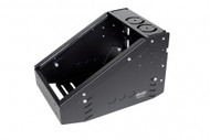 "13"" Console Box. Includes 3 faceplates and 3 filler panels. - 7160-0333"