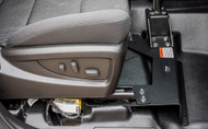 Vehicle Base for (2014 +) GMC Sierra (1500), Chevy Silverado (1500), (2015 +) Sierra & Silverado 2500 -3500, HD, Suburban, Tahoe, Yukon - 7160-0510