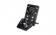 Tablet Display Mount. Will work with most tablet computers docking stations & devices that have a VESA 75, AMPS, NEC, or Gamber-Johnson mounting hole pattern. Attaches direct to console or any GJ smiley face hole pattern. - 7160-0494