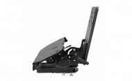"TALL Tablet Display Mount Kit with 6"" Locking Slide Arm. Kit includes (Tablet Display Mount 7160-0527, 6"" Locking Slide Arm 7160-0514, Quick Release Keyboard Tray 7160-0498, and Mongoose clevis 7110-1008). - 7170-0217-01"