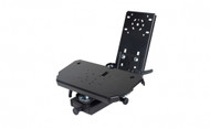 TALL Tablet Display Mount Kit with Mongoose Motion Attachment. Kit includes (Tablet Display Mount, Mongoose, and Quick Release Keyboard Tray) - 7170-0218-01