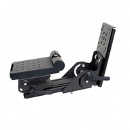 Tablet Display Mount Kit: Tablet Display Mount (7160-0494), Quad-Motion TS5 (7160-0285) and Quick Release Keyboard Tray (7160-0857) - 7170-0513