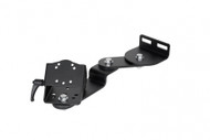 Articulating keyboard bracket with mini Clevis - 7160-0550