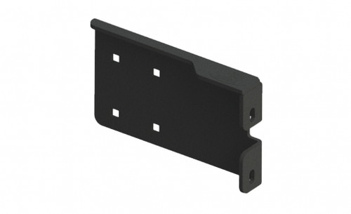 Attaches to the Existing door latch bracket of the Linde E30 forklift - 7160-1103