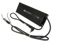 LIND PA1555i-2305 DC/DC Power Adapter for Panasonic docking stations and cradles, provides regulated power for forklifts or heavy equipment that have a 12 - 32 volt DC input power range. - 15202