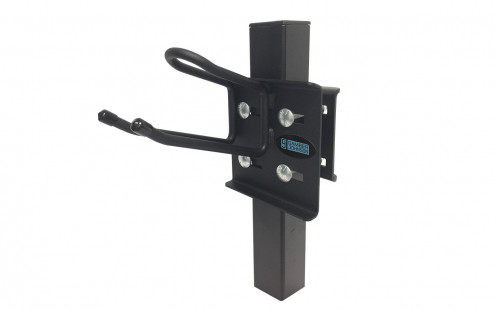 Forklift mount for Mobile computer. Can be used with any mobile computer with pistol grip/ handle. - 7160-0854