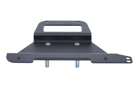 Zebra QLn420 Printer Bracket. Attaches to any Clam Shell - 7160-0817