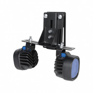 Dual light bracket (solution consists of 7160-0611 and two 16064) - 7170-0510