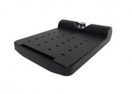 Low Profile Quick Release Keyboard Tray - 7160-0857